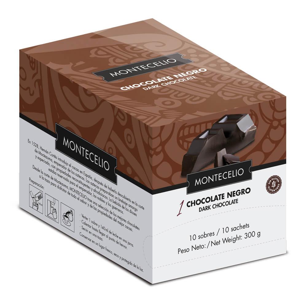 1 - CHOCOLATE NEGRO MONTECELIO